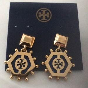 NEW TORY BURCH EARRINGS
